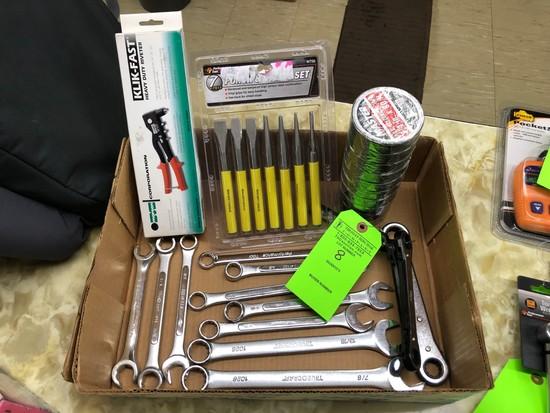 Asst. Hand Tools