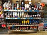 Spray Paints w/ Display