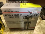 Pneumatic Professional Quality Detail / Touch-Up Spray Gun