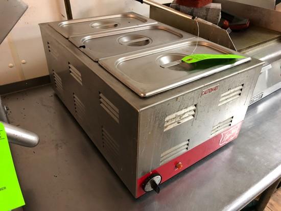 Duke Electric Countertop Warmer