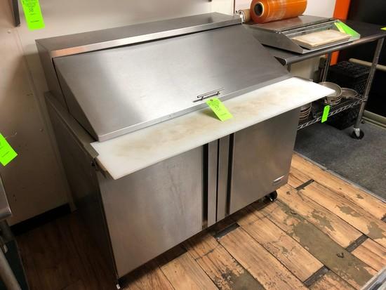 """Fagor 48"""" Refrigerated Prep Unit"""