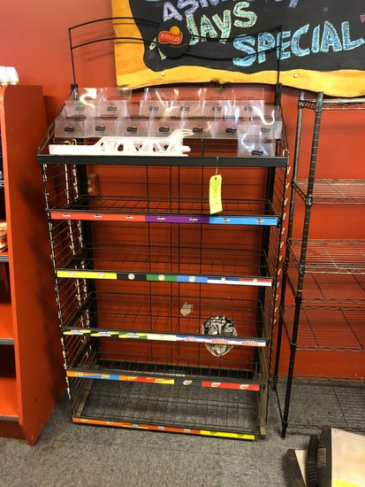 Asst. Wire Rack Displays
