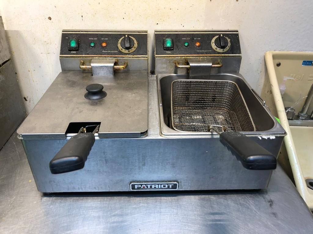 Patriot Countertop Fryer