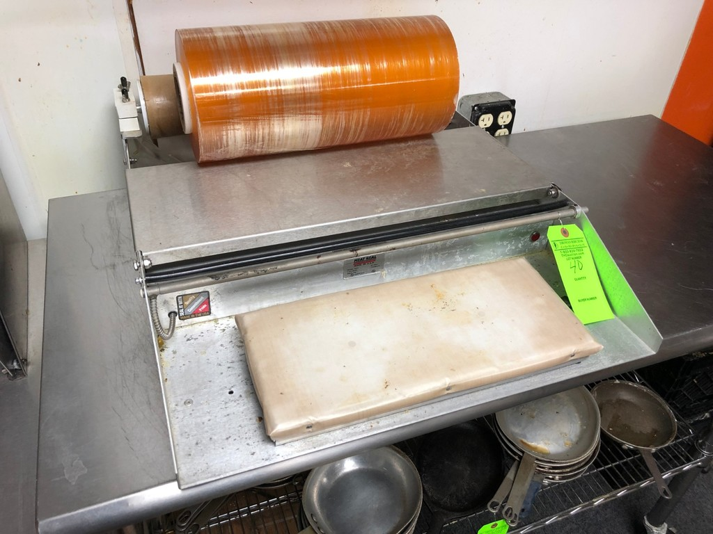 Heat Seal Machine