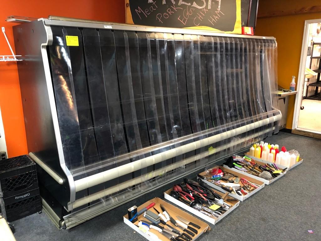 Hussman Refrigerated Open-Front Merchandiser