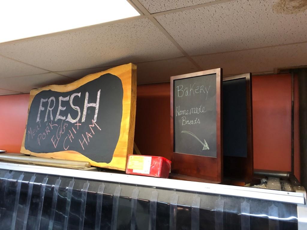 (2) Chalk Boards