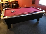 Great American Billiards Coin-Op Pool Table