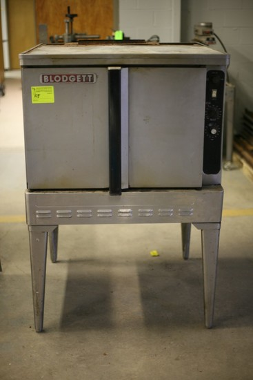 Blodgett Full Size Stainless Steel Gas Convection Oven