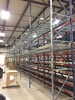 (8) Sections of Bolt Connect Pallet Rack