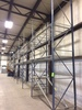 (7) Sections of Bolt Connect Pallet Rack