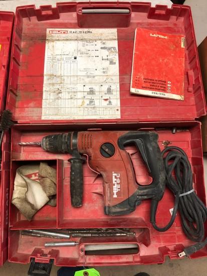 Hilti Rotary Hammer Drill