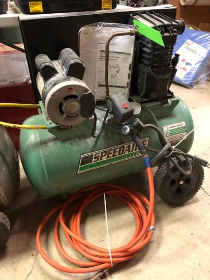 Speedaire 20 gal. Portable Air Compressor