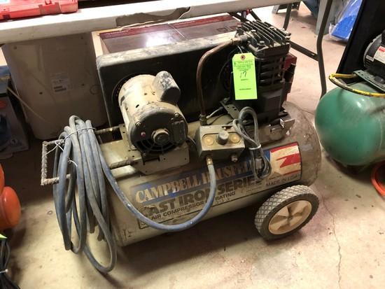 Campbell Hausfeld 20 gal. Portable Air Compressor