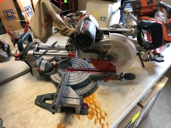 """Bosch 10"""" Compound Miter Saw"""