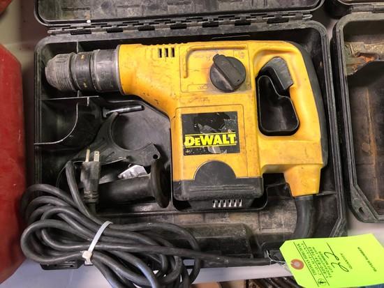 "DeWalt 1/2"" Reversible Drill"
