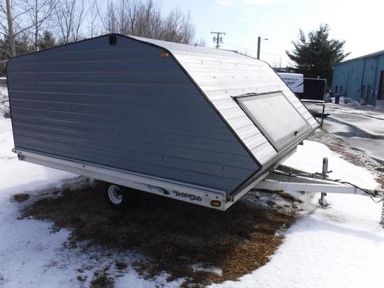 2003 YACHT CLUB SNOW MOBILE TRAILER