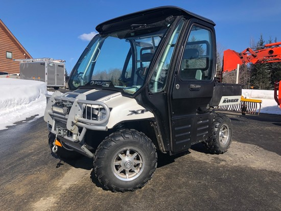 2007 Polaris Ranger 700EFI Side-By-Side UTV