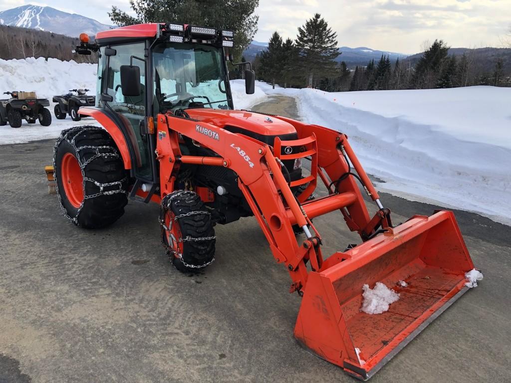 Estate Auction: Tractor, ATVs, Tools, Furniture