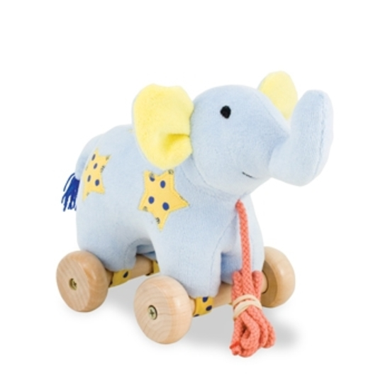 Case of (24) Rich Frog Pull Toy-Elephant