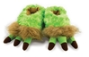 Case of (60)prs. Rich Frog Small Funky Feet Slippers-Monster Feet