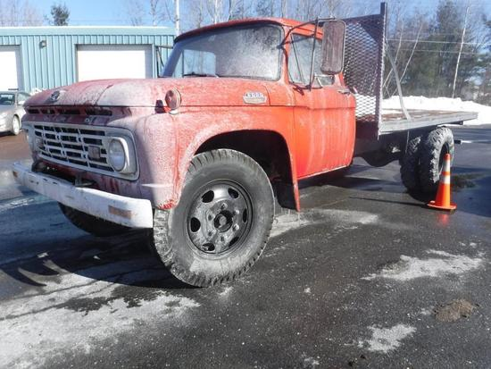 1967 Ford F602