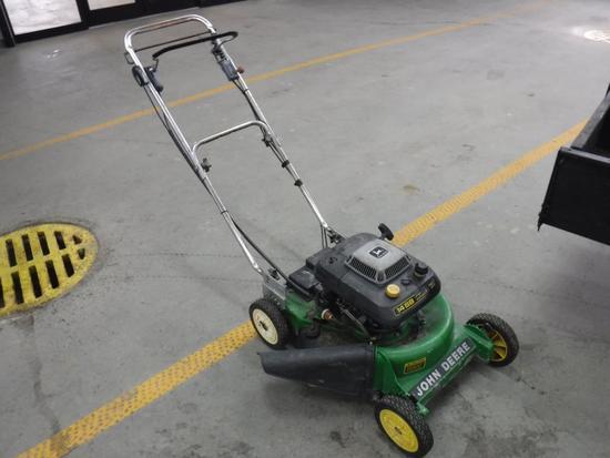 "John Deere 14SB 21"" push mower"