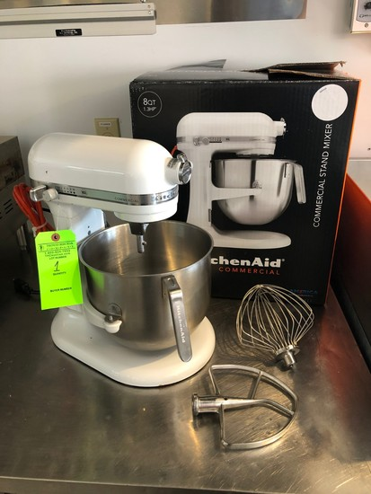 KitchenAid Commercial 8 Quart Mixer