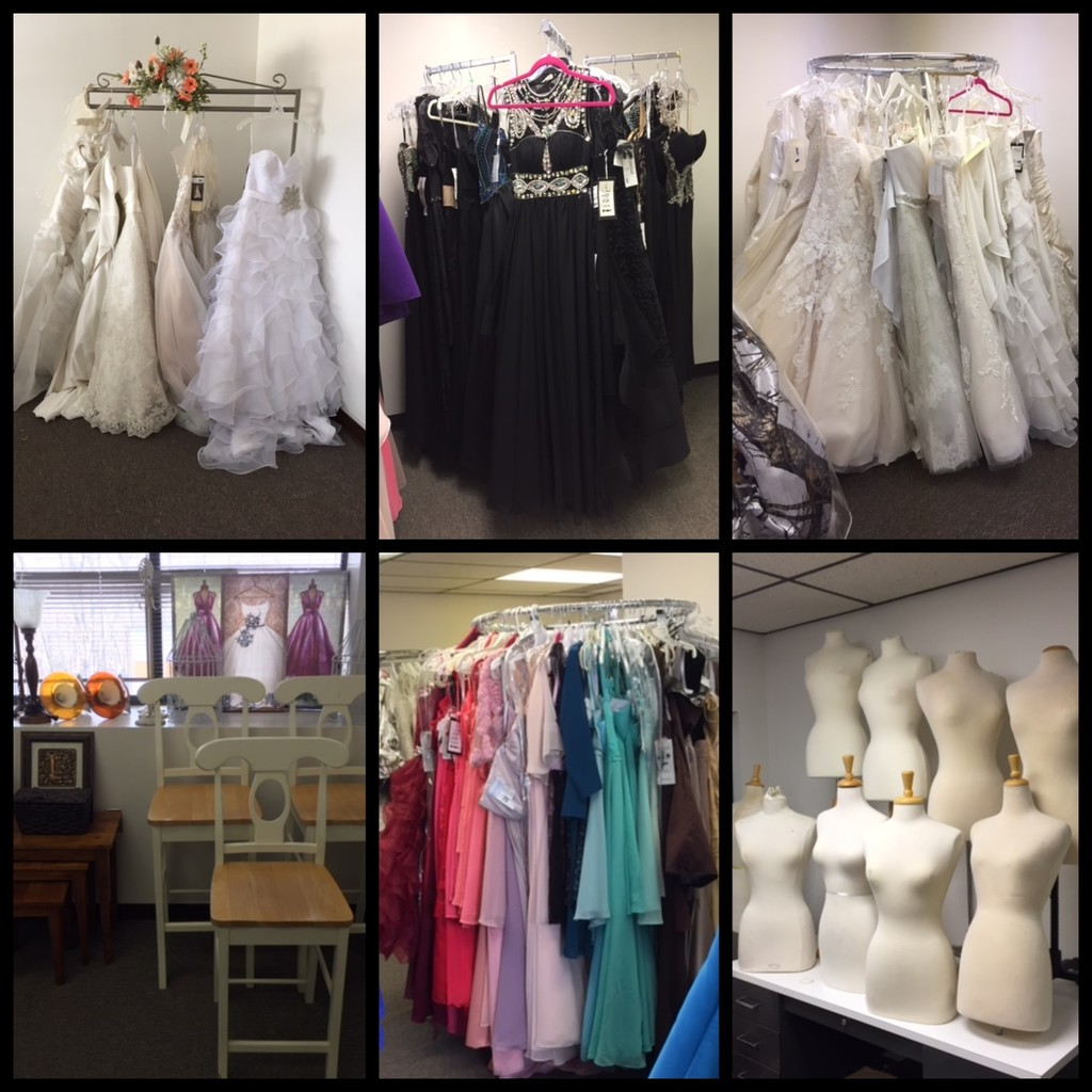Entire Trace of Lace Bridal Boutique Remaining Inventory, Furniture, & Fixtures