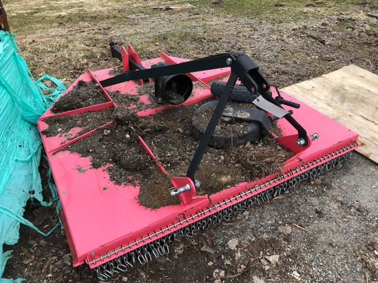"3PH 64"" Brush Mower"