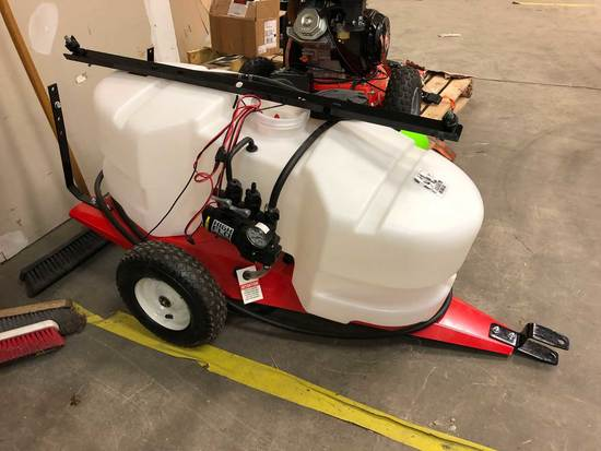 30 Gallon Tow-Behind DR Sprayer