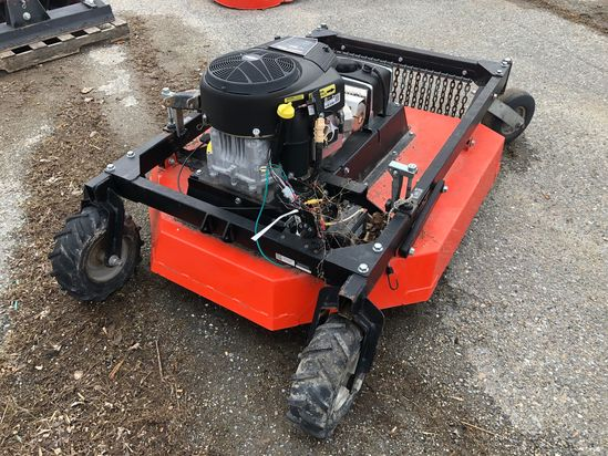 DR Tag Along Field & Brush Mower