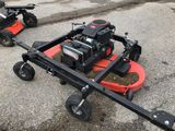 DR Tag Along Field & Finish Mower
