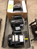 (3) Waylead 1/2hp Electric Motors