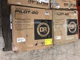 (2) DR Pilot-4C Tiller / Cultivators