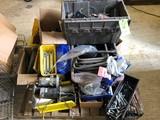 Asst. Hydraulic Actuators, Motors & Fasteners