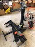 Manual Lawn Tractor Hoist