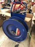 Uline Banding Cart w/ Poly Banding & Tools