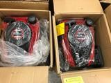 (2) Loncin 159cc Gas Engines