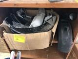 Asst. Steel & Poly Trailer Fenders