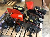 (4) DR Wood Chippers