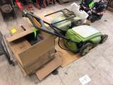 Newton CE6 Electric Push Mower