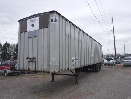 STRICK 45' Trailer