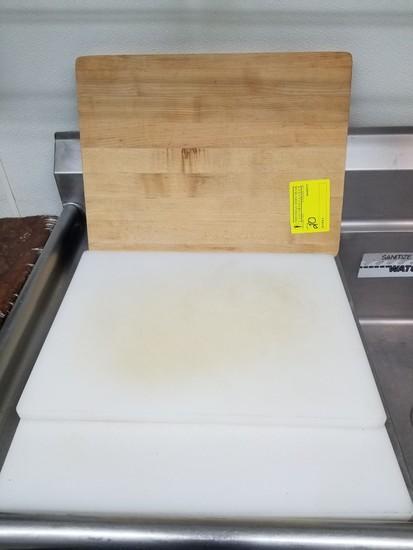 (3) Cutting Boards