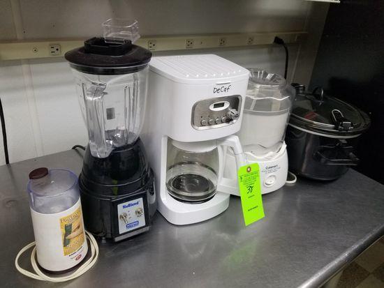 Asst. Kitchen Appliances