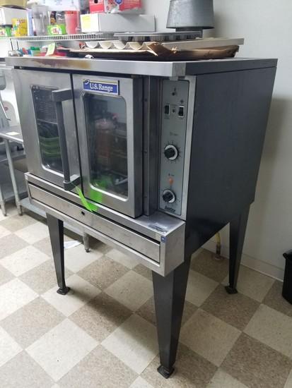 U.S. Range Sunfire Oven