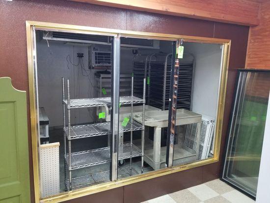 Heatcraft 3-Door Knock Down Cooler