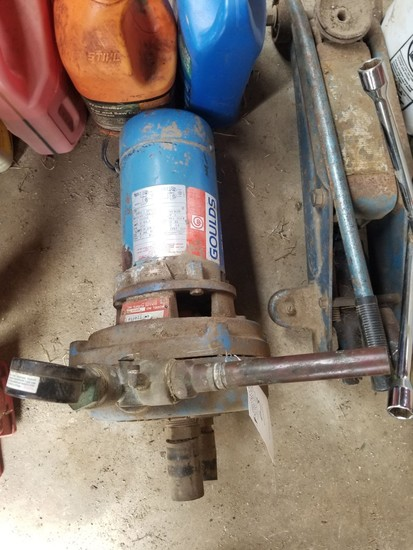 Gould Shallow Well Jet Pump