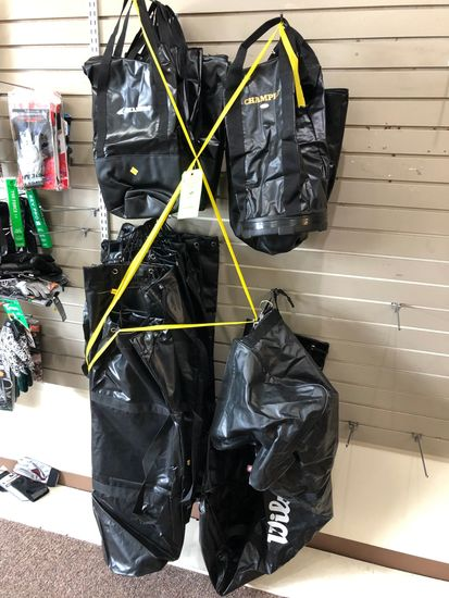 (20+/-) Wet Weather Gear Bags