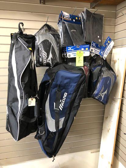 (20) Asst.. Baseball Bags