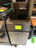 Frymaster Gas Fryer w/ (2) Baskets